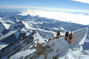 Expedition in Nepal