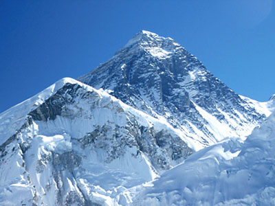 Mt. Everest Expedition  » Click to zoom ->