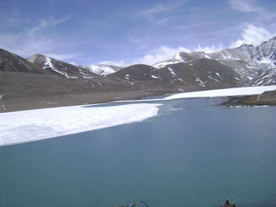 Sikkim Green Lake Trekking   » Click to zoom ->