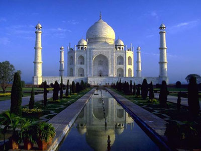 Taj Mahal Tour   » Click to zoom ->