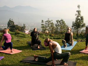 Yoga & Meditation tour in Nepal  » Click to zoom ->
